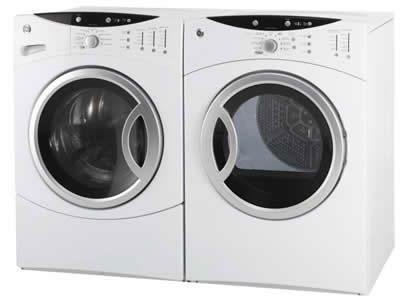 Lavadora secadora general electric